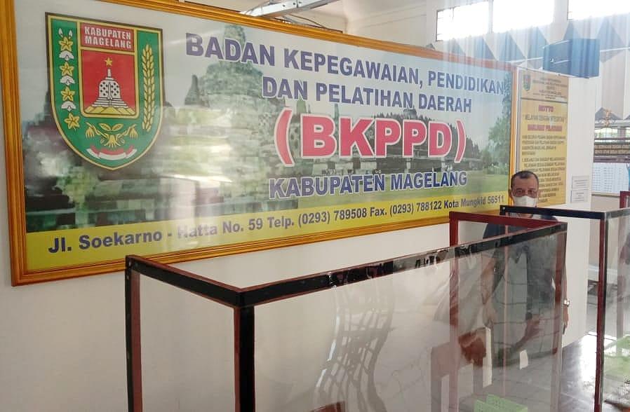 Pelamar CASN Kabupaten Magelang Tembus 7.000 Orang