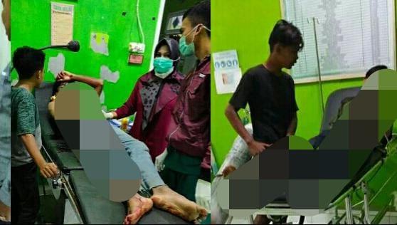 Dua Korban Penikaman di Mannanti Sinjai Dirujuk ke RSUD